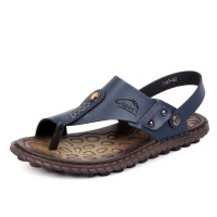 Men's Outdoor Beach Soft Sandals Summer Flip-flops