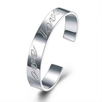 Promotions quick sale discount fashion jewelry 925 fine jewelry hot selling LOVE bracelet B014