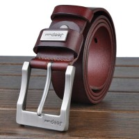 Belt Leather Belt popular brand men's casual jeans wild first layer of leather belt
