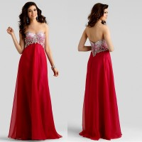 Low promotional price of high-grade hand-tailored dress fashion new style evening dress
