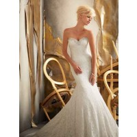 The new style low price long tail wedding dress fishtail Slim European market US market attractive discounts and sales