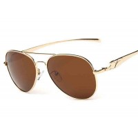 Promotional leopard patterned polarizer classic big box sunglasses yurt Men Women 8200912