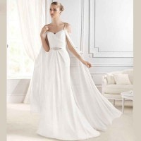Discount low price of high-end wedding dress custom wedding Europe and the United States market princess bride elegant handmade wedding