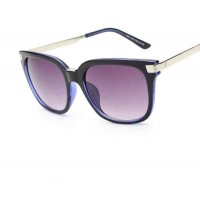 The new style sunglasses lady sunglasses fashion big box sunglasses tide models sunglasses discount 3007