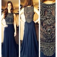 The new style low price long style banquet evening dress bridal gown dress chaired diamond discount sales