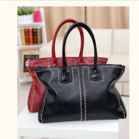 2016 new Ms. bag handbag motorcycle bag brand new shelves tide paragraph style cute bags discounts