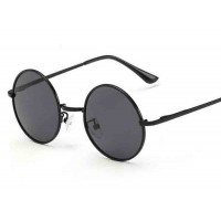 Promotional discounts small round box sunglasses classic retro sunglasses polarized sunglasses P8024