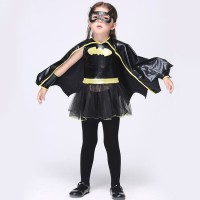 Childrens Halloween Costume cosplay discount Batman costume dance costume cartoon costumes