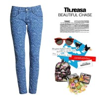 European market and the US market monochrome in low-waist jeans Ms. Slim pencil pants Europe station fashionable trousers lady trousers XL