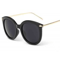 3028 new style colorful round frame sunglasses sunglasses glasses discounts
