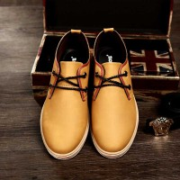 Fast shipping shoes discount men's shoes popular men's shoes casual men's lace bottom thick