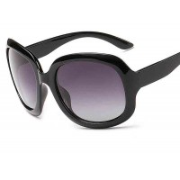 P3113 Ms. sunglasses polarized sunglasses driving mirror classic big box gradient sunglasses polarizer