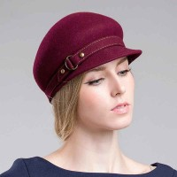 Popular new autumn and winter hat lady hat fashion cap winter cap handsome discounts