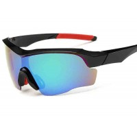 816 sports sunglasses polarized sunglasses big box colorful wind-proof sunglasses riding glasses