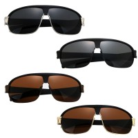 Sunglasses Men Fashion personality Sunglasses Full-Rim