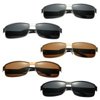 Men's Classic Stylish Full Frame Polarized Sunglasses