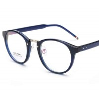 2556 new style of popular anti-blue glasses can be equipped with ultra-retro plain mirror glasses