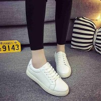 Ms. Spring new round luxury with pure color of recreational Ms. SHOES DISCOUNTS