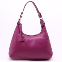 The new Ms. unique leather header layer leather shoulder bag leather ladies bag oblique fast delivery