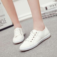 Spring new white shoes brand shoes low to help fast delivery all the matching quick sale