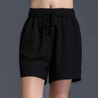 Large size women in Europe and the US market in summer clothing new style chiffon shorts big body overweight promotional discount code