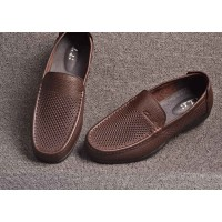 The new style leather men's shoes, men's casual shoes low price fast delivery simple winter shoes for men