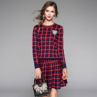 Autumn popular new models in Europe and the US market, international brands of high-end women's suits fast delivery