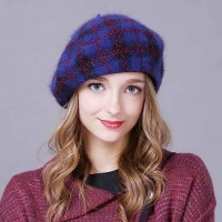 Ms. warm autumn and winter fashion knitted autumn and winter popular ear beret hat popular cute