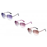 Sunglasses Unisex Classic Retro Movement and Square Gradient Sunglasses