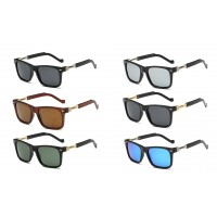 Sunglasses Classic Retro Sports Hiking Sunglasses Full-Rim