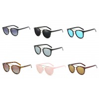 Sunglasses Unisex Retro Vintage Fashion Sunglasses Full-Rimv