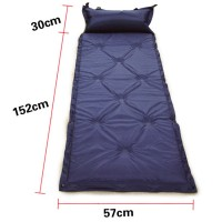 Outdoor Camping Single Inflatable Bed