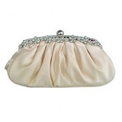 Gorgeous Silk Evening Handbags More Colors Available