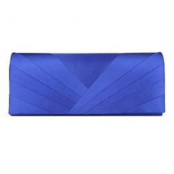 Handbags/ Clutches In Beautiful Imitation Silk More Colors Available