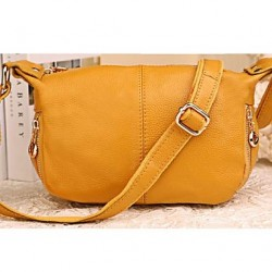 Fashion Women & #039;S Genuine Leather Shoulder Bag Crossbody Bag