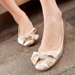 Women & #039;S Shoes Square Toe Flat Heel Flats Shoes More Colors Available