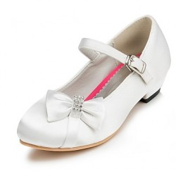 Girl & #039;S Shoes Wedding Shoes Comfort Flats Wedding Pink/Red/Ivory/White