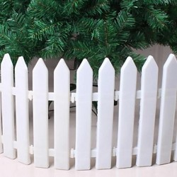 Christmas Tree Decoration Plastic Fences