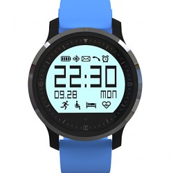Lincass F68 Wearable Smart Watch, Hands-Free Calls/Waterproof/ Heart Rate Monitor/Activity Tracker/Sleep Tracker Sport