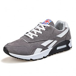 Men & #039;S Running Shoes Black/Blue/Gray