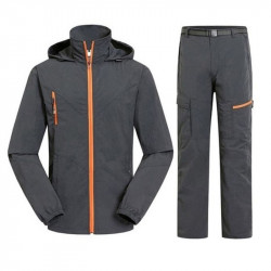 Men's Trekking Hiking Suit