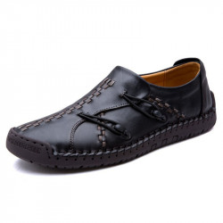 Fashion Men's shoes casual leather shoes