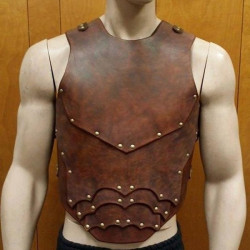 Leather Armor Fashion Cosplay