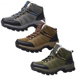 Men's Hiking Shoes Skid-Proof Snow Sneaker