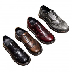 Men's Business Breathable Leather Shoes