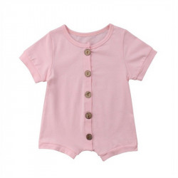 Babys Cotton Clothes Outfits Rompers