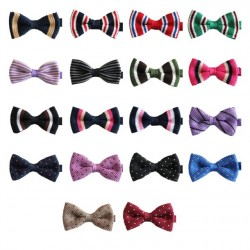 2017 New Arrival Knitted Fabric New Men & #39;S Knitted Bow Tie The Fashion Leisure Multicolor Butterfly Ties Bow Tie