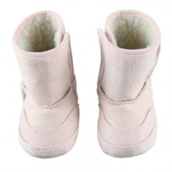 Delicate Fashion Super Warm Winter Baby Ankle Snow Boots Infant Shoes Antiskid Keep Warm Baby Shoes First Walkers Nor5915