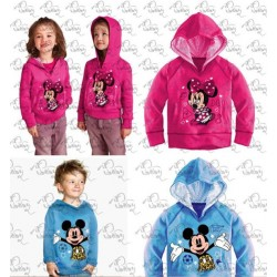 Low prices of cotton children's clothing for boys and girls Promotions coat sweater hoodie boys and girls discounts