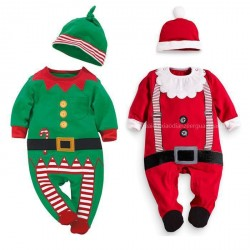 Boys and girls Christmas holiday jumpsuit leotard discount low price fast shipping promotion children
